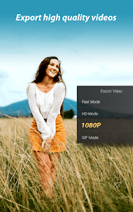 screenshot of Video Editor Music Video Maker Cut,No Crop,Photos version 1.7.0