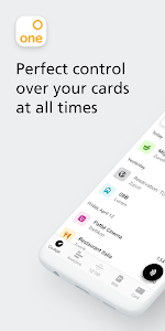 screenshot of one – control over your cards version 9.6.1