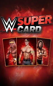 screenshot of WWE SuperCard version 1.10.0.132537