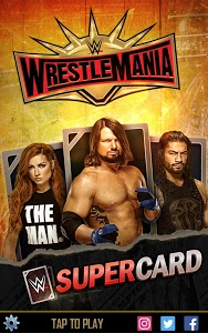screenshot of WWE SuperCard – Multiplayer Card Battle Game version 4.5.0.411153