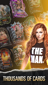 screenshot of WWE SuperCard – Multiplayer Card Battle Game version 4.5.0.423389