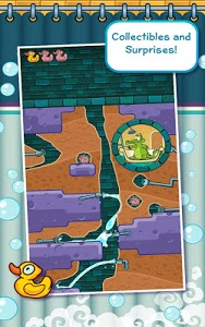 screenshot of Where's My Water? Free version 1.11.0