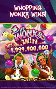 screenshot of Willy Wonka Slots Free Casino version 80.0.934