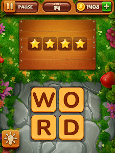 screenshot of Word Park - Fun with Words version 1.0.8