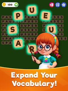 screenshot of Word Sauce: Free Word Connect Puzzle version 1.164.2