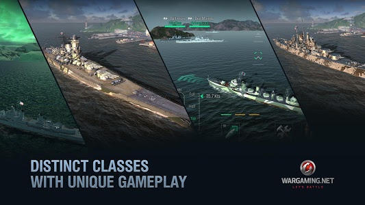 screenshot of World of Warships Blitz: Gunship Action War Game version 3.0.0