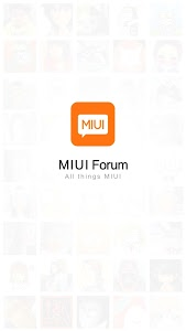 screenshot of Xiaomi MIUI Forum version 2.0.2