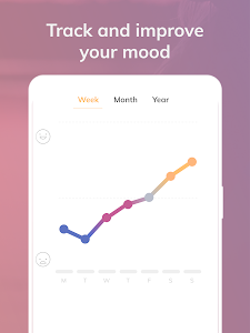 screenshot of Youper - Emotional Health version 7.04.101