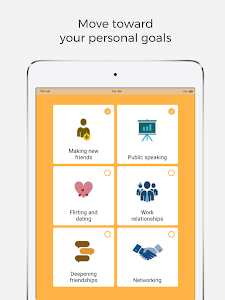 screenshot of Youper: Anxiety Assistant version 4.05.000