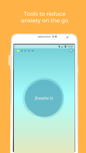 screenshot of Youper: Anxiety Assistant version 4.03.001