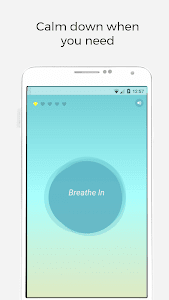 screenshot of Youper: Anxiety Assistant version 4.04.001