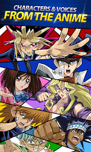screenshot of Yu-Gi-Oh! Duel Links version 3.8.0