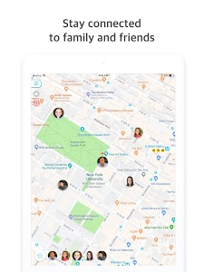 screenshot of Find My Friends, Family, Kids - GPS Tracker version 8.7.1.5