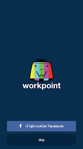 screenshot of workpoint version 3.4.0